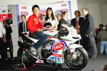 Haga: I can win with PATA Aprilia