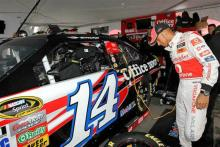 Lewis Hamilton in NASCAR! Well, for a day