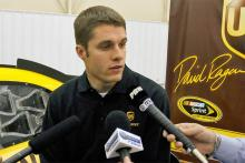 David Ragan to stand in for Kyle Busch