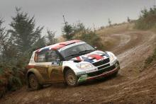 IRC: Flying Mikkelsen holds lead in Scotland