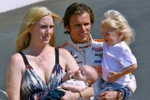 Button signs up for Dan Wheldon Memorial Kart Race