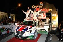IRC: Mikkelsen secures title with Cyprus win