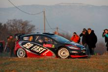 Go Fast backing for Wilson, Henning Solberg