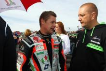 Walker makes sensational switch to British Sidecars