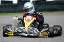 Macaulay Austin gets Dino drive for KF3