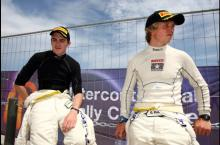 Rally GB pays tribute to Gareth Roberts