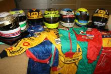 Be quick! Eddie Jordan's personal F1 collection on sale now!