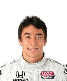 Takuma Sato to drive for AJ Foyt in 2013