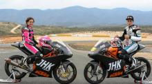 Moto3: Ana Carrasco is first female Moto3 rider