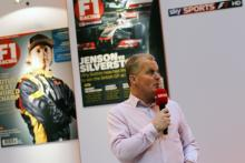 Johnny Herbert - Q&A
