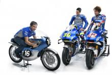 60 years of Suzuki: Milestones and World Champions