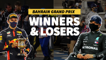 Grosjean's miracle and a Racing Point nightmare - F1 Bahrain GP Winners & Losers