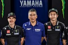 Yamaha: 'Same direction' for Rossi, Vinales