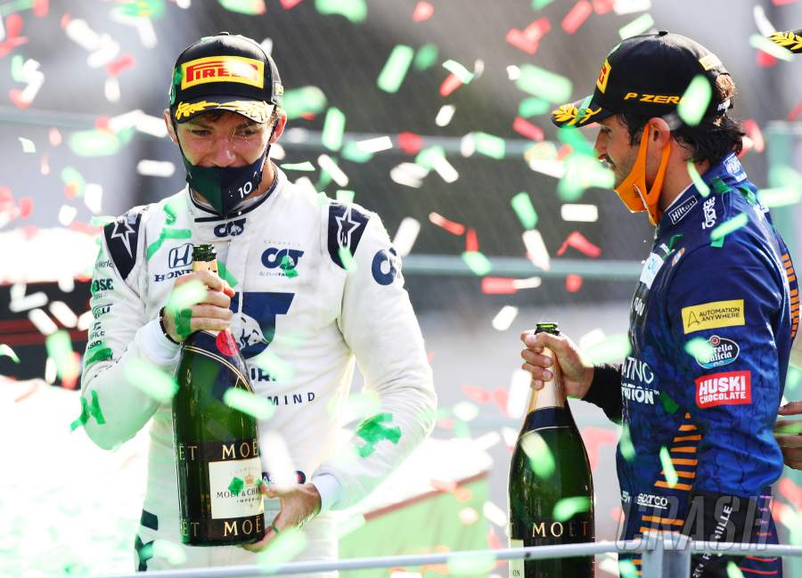 The Winners And Losers From F1 S Italian Grand Prix