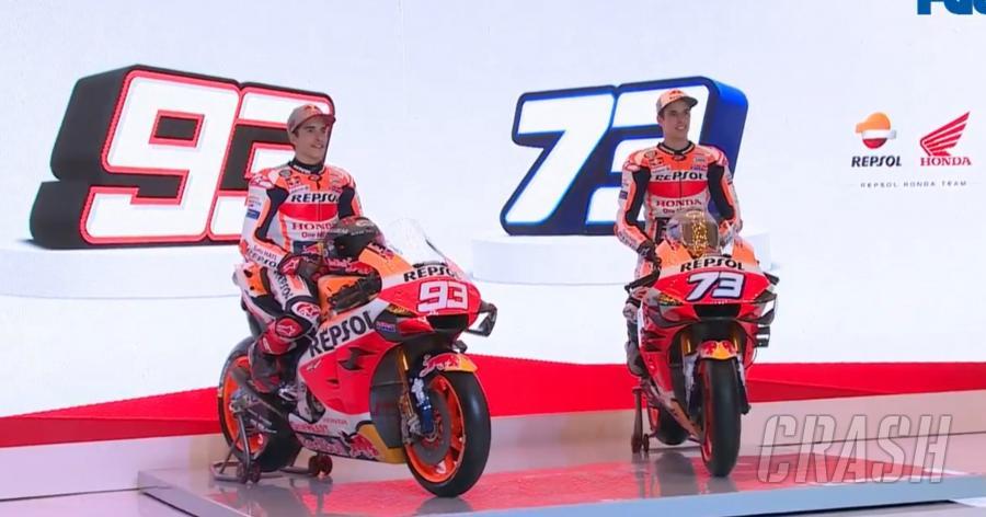 Marquez Brothers Unveil 2020 Repsol Honda Livery Motogp News