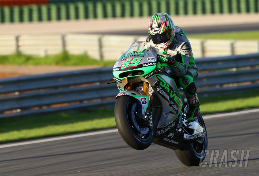 Nicky Hayden Turning The Page For Motogp 2015 Motogp News
