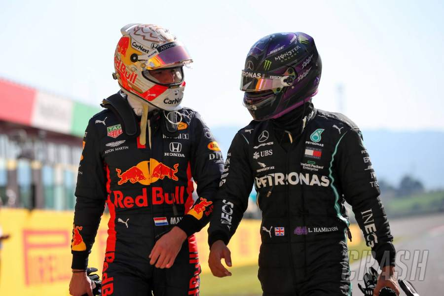 Max Verstappen Lewis Hamilton S Russian Gp F1 Penalty Was A Bit Harsh F1 News