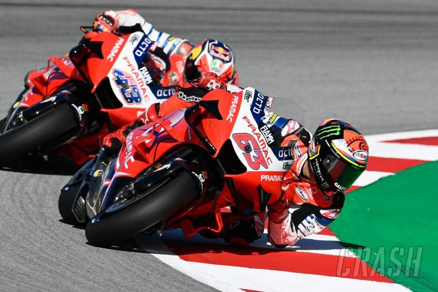 Johann Zarco Jorge Martin Form All New Pramac Ducati Line Up For 2021 Motogp Motogp News