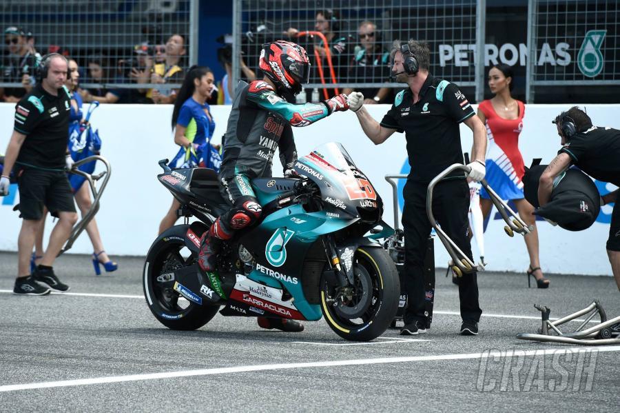 Sepang Fabio Quartararo Gets Yamaha Upgrade For Motogp 2020 Motogp News