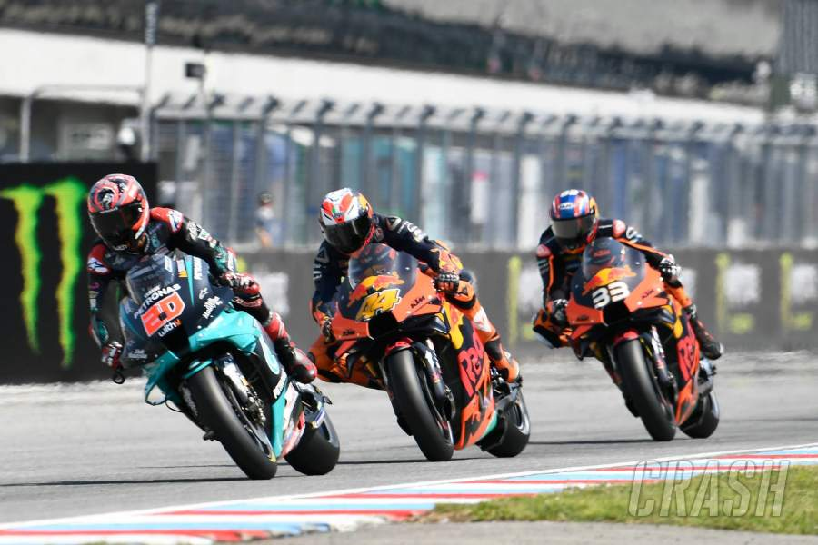 Brno 2020 Motogp Championship Standings Motogp Crash