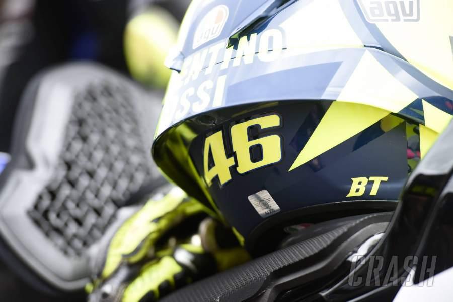 Valentino Rossi Reveals He S Had Talks With Yamaha Over Vr46 Motogp Team Motogp News