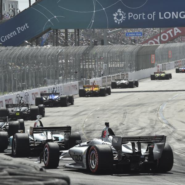 IndyCar Grand Prix of Long Beach - Race Results