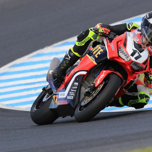 Troy Herfoss, Phillip Island, World Superbike,