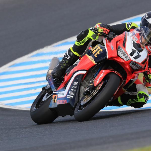 Troy Herfoss, Phillip Island, World Superbike,