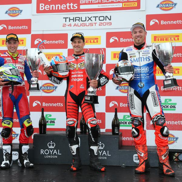 Brookes wins twice red flagged sprint, Redding penalised to last
