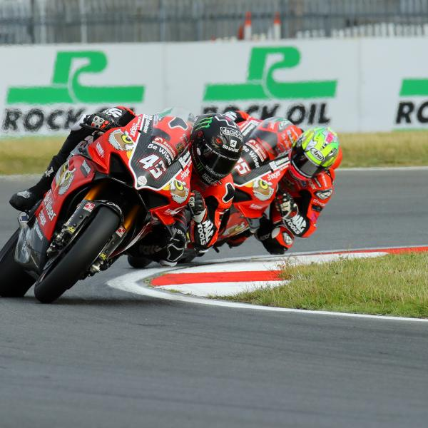 Scott Redding, Be Wiser Ducati, BSB, Snetterton,