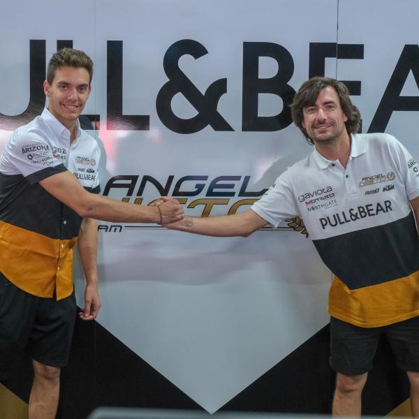 Moto2: Cardelus signs as Dixon's team-mate
