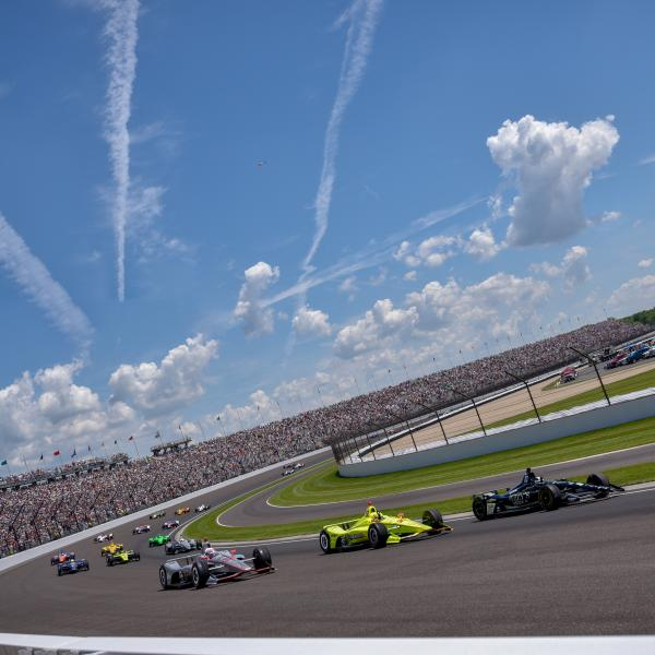 102nd Indianapolis 500 - Race Results