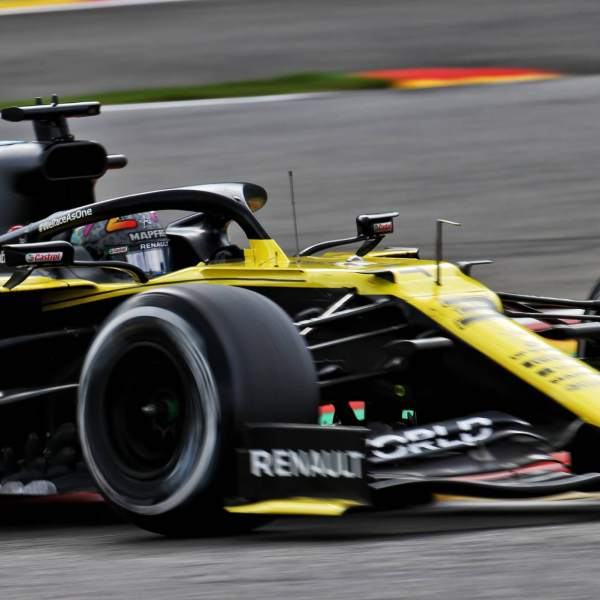 Ricciardo 'left nothing on the table' on his way to P4 in F1 Belgium
