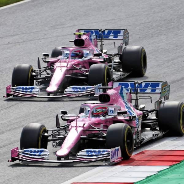 "Stroll: Racing Point ""debatably'' second fastest in Styrian F1 GP"