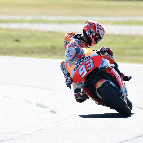 Marquez 'no problem' with Phillip Island DNF repeat after taking title