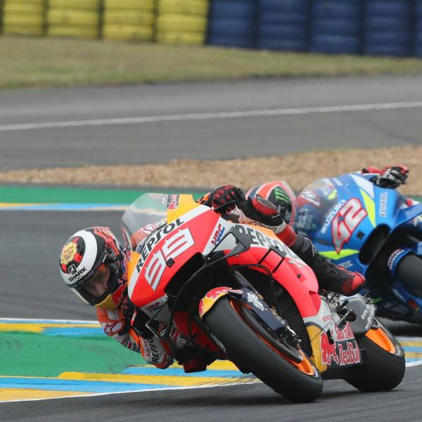 Lorenzo: It's just a matter of time