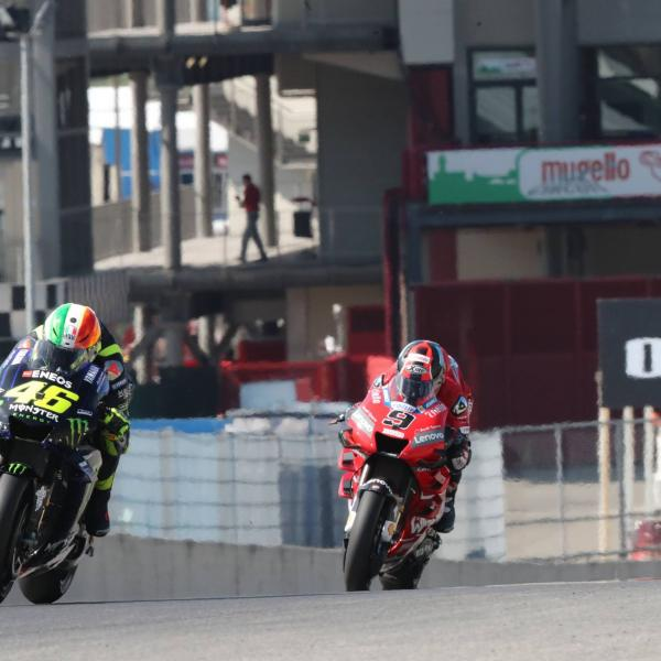 Mugello: We will all come back stronger