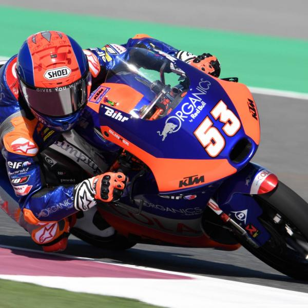 Oncu in the points as Tech3 makes Moto3 debut