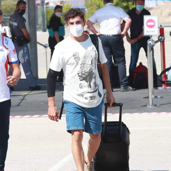 Marc Marquez 'heading back to Jerez'!