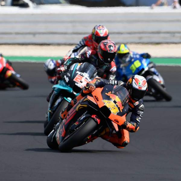 Pol Espargaro, Emilia Romagna MotoGP race. 20 September 2020