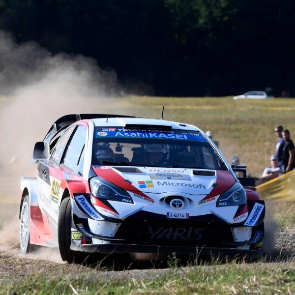 Rallye Deutschland - Results