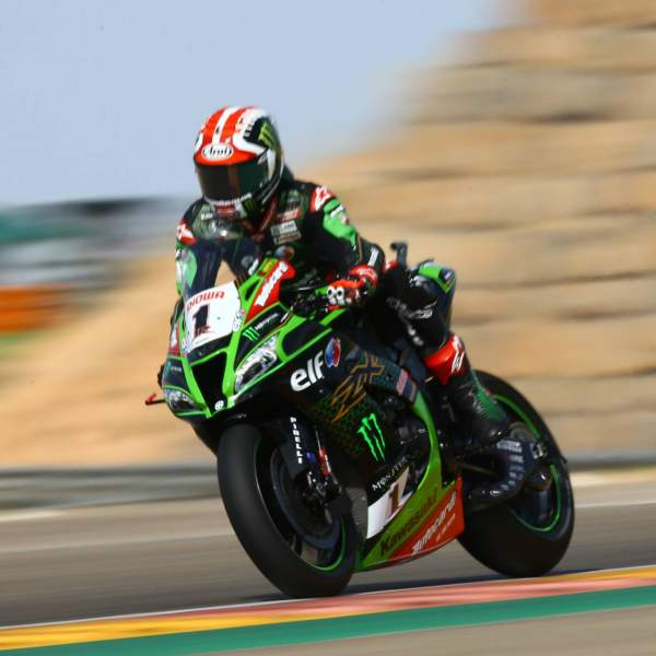 WorldSBK Aragon - Race Results (2)