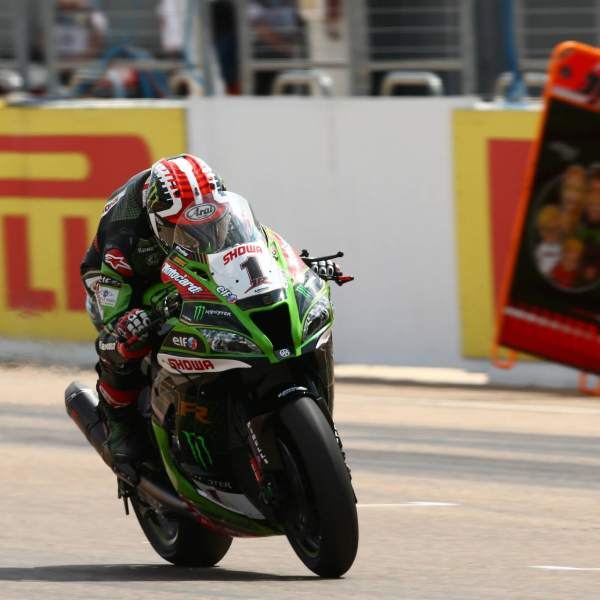 Rea strides towards sixth WorldSBK title with Aragon wins