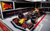Aston Martin Red Bull Racing, James Bond, F1, British Grand Prix,