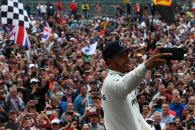 Lewis Hamilton, Mercedes, British GP,