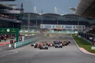 F1, Malaysian Grand Prix, start, 2017,