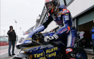 Loris Baz - Ten Kate Racing Yamaha