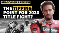 Aragon MotoGP Preview