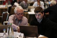 Max Verstappen, Charlie Whiting, FIA,P