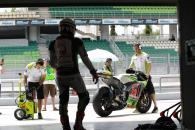 Barbera, Sepang MotoGP tests, 31st Jan-2nd Feb 2012